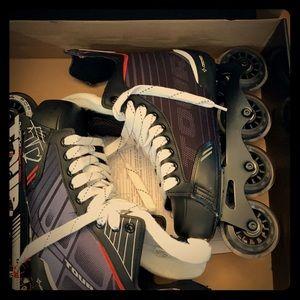 Brand new in box 🏒 hockey rollerblades